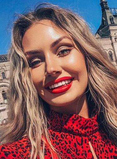 Блогер Оксана Есипенко