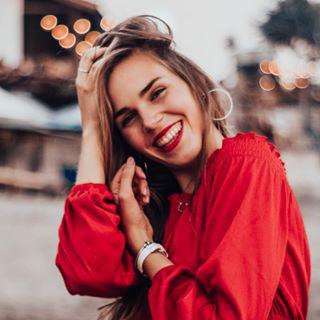 Блогер Олеся Василенко