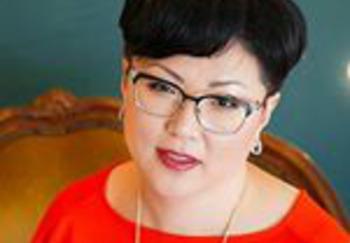 Блогер Ольга Цой