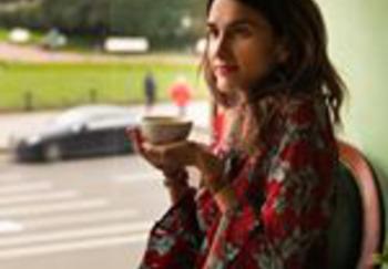Блогер Виктория Игнатушина
