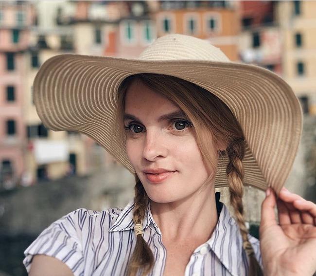 Блогер Мария Семенова