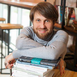 Блогер Сергей Шаров