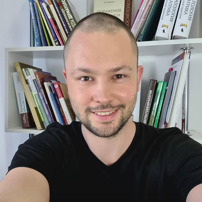Блогер Игорь Патрин