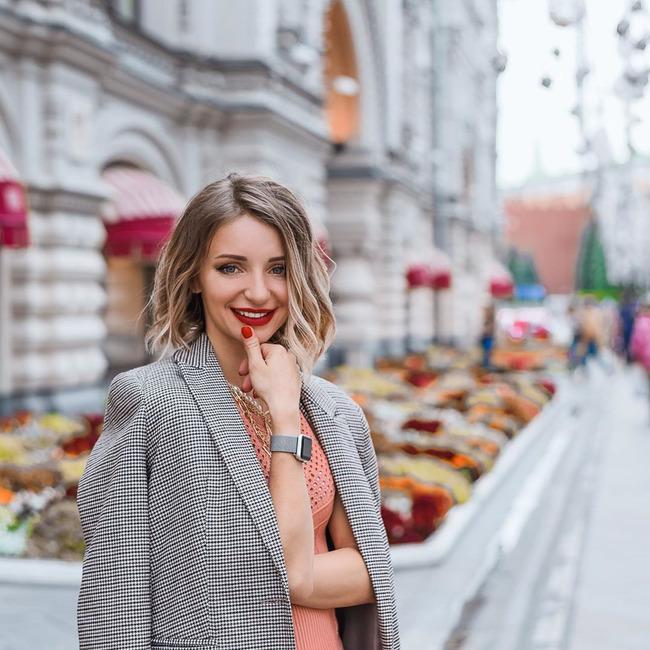 Блогер Анна