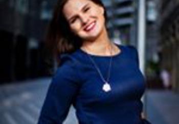 Блогер Ксения Кареринг