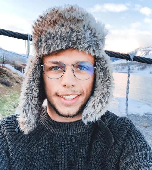 Блогер Евсей Ковалев
