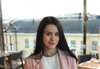 Блогер Милана Гасымова
