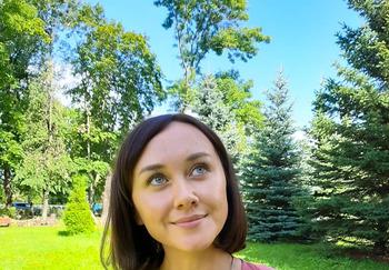 Блогер Дарья Мирославская