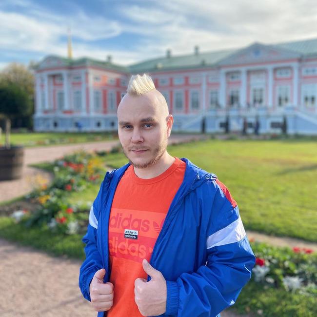 Блогер Кириллов Кирилл