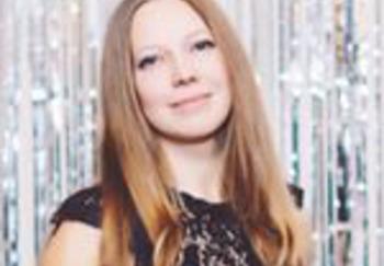Блогер Ольга Хельга