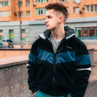 Блогер Вячеслав Алисов