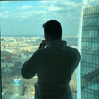 Блогер Данил Пономарев