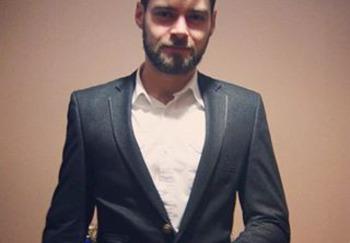 Блогер Алексей Наумкин