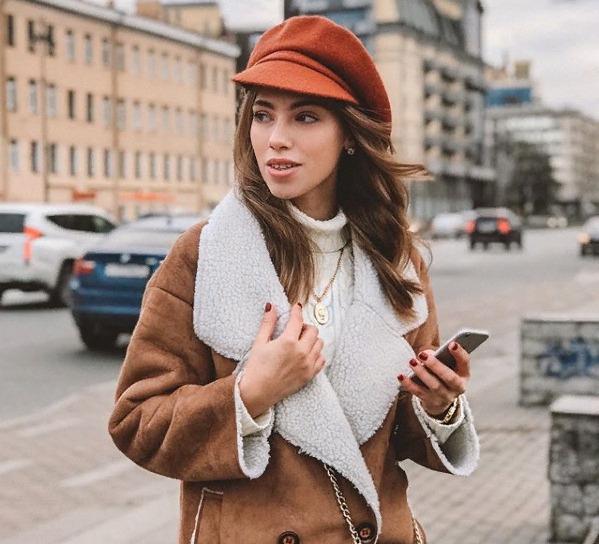 Блогер Джулия Сунцова