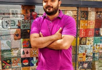 Блогер Дамир Халилов