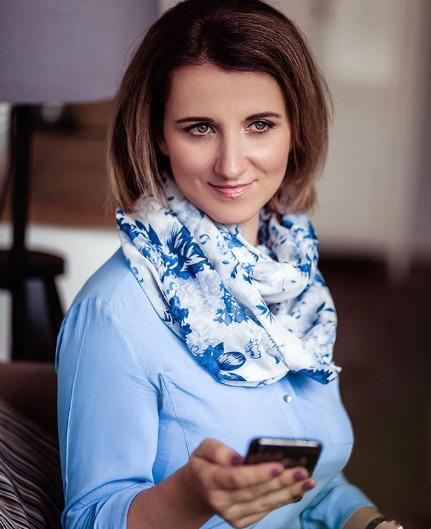 Блогер Анна Шуст