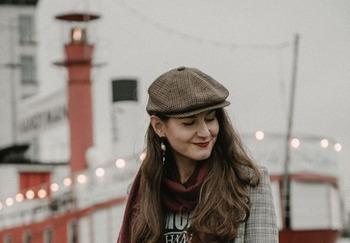 Блогер Дарья Боронина