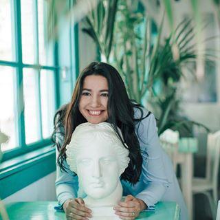 Блогер Катя Онокой