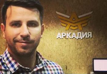 Блогер arkadiyask