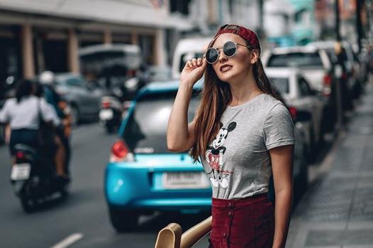 Блогер София Граф
