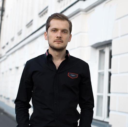 Блогер Сергей Капустин