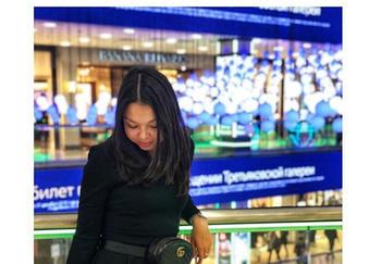 Блогер Карина Морозова