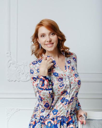 Блогер Анна Сметанникова