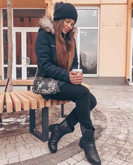 Блогер Мария Бобранитская