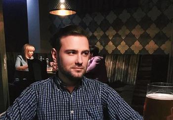 Блогер Владислав Гончаров