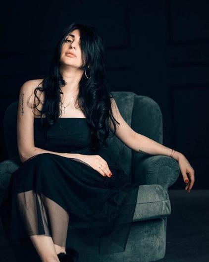 Блогер Анна Рысь