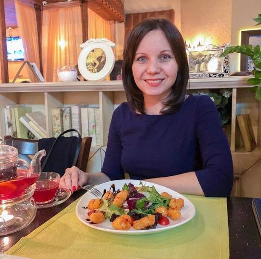 Блогер Лена Косовская