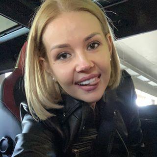 Блогер Марианна Пышнова