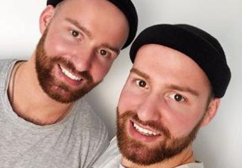 Блогер Ираклий и Илия Гогохия