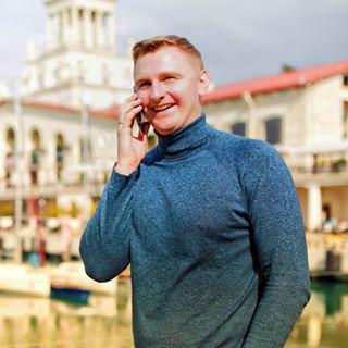 Блогер Сергей Переверзев
