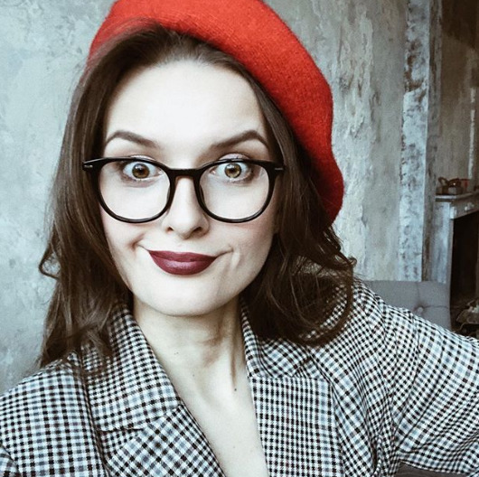 Блогер Оля Самсонова