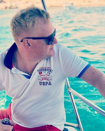 Блогер Сергей Гнатенко