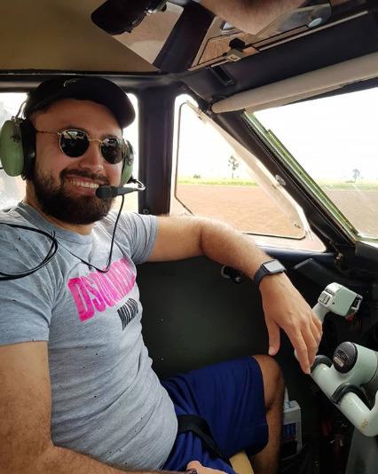 Блогер Азам Ходжаев