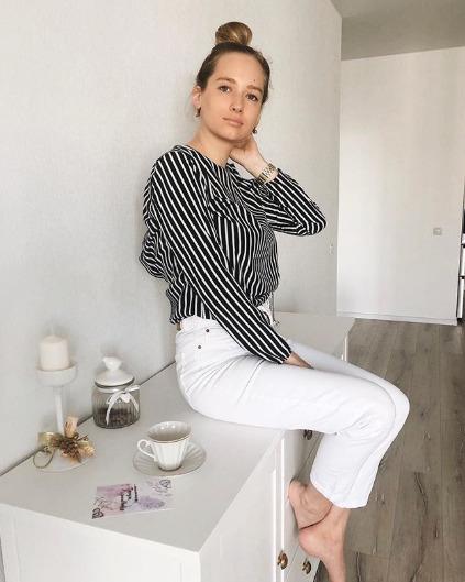 Блогер Ульяна Джуст