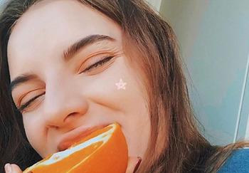 Блогер Ольга Тангаева