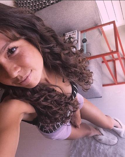 Блогер Дарья Кочанова