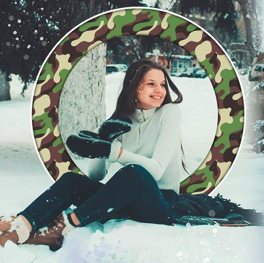 Блогер Кристина Дедулина