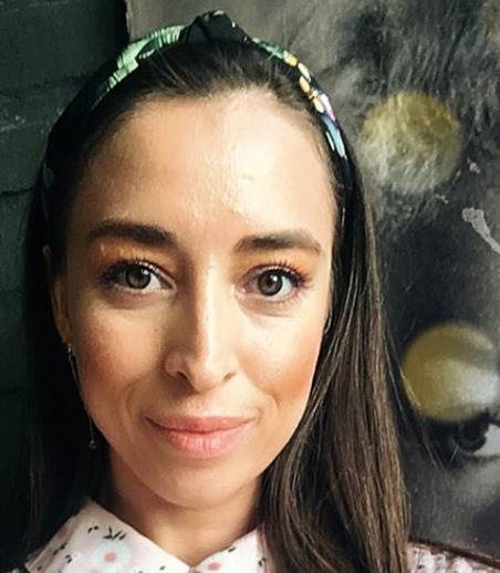 Блогер Юлия Бобейка