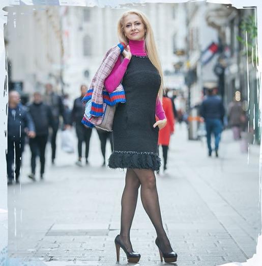 Блогер Юлия Ланске
