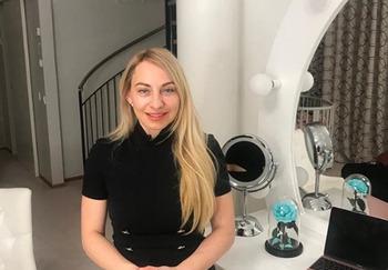 Блогер Ольга Моон