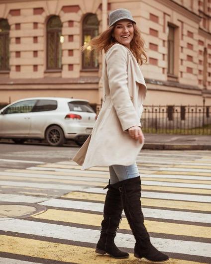 Блогер Анна Миссис