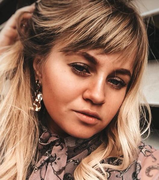Блогер Кристина Козлова