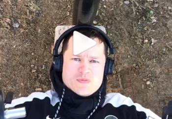 Блогер Андрей Ревяшко