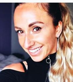Блогер Диана Юревич