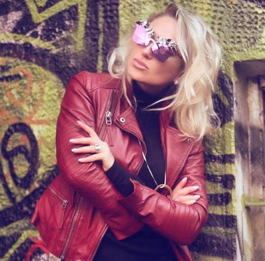 Блогер Елена Каплан