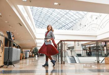Блогер Александра Степанова